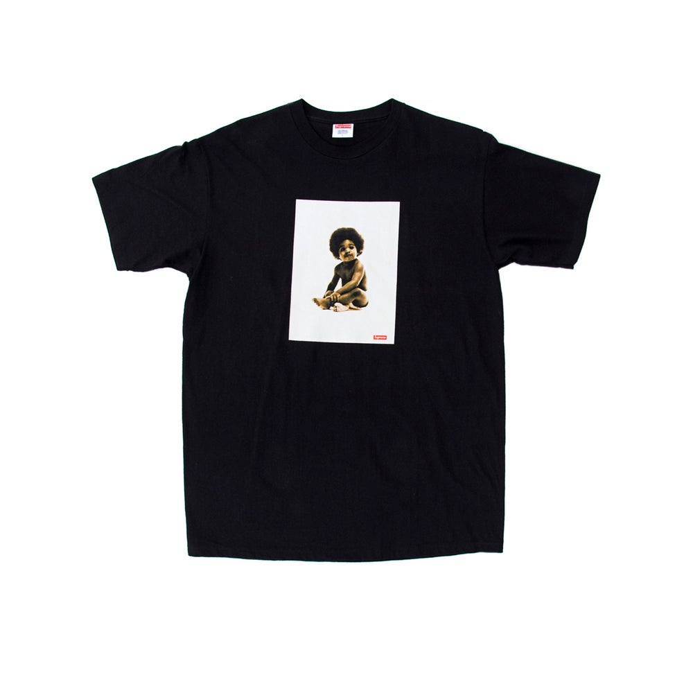 Image of SUPREME x BAD BOY RECORDS TEE