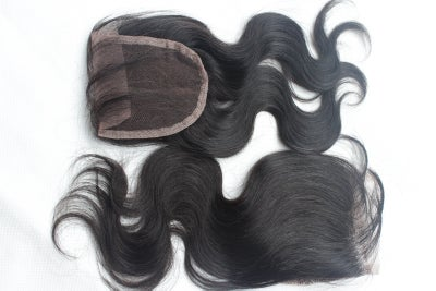 Image of 4X4 Virgin Lace Closure