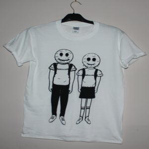 Image of White Stickmen Tee