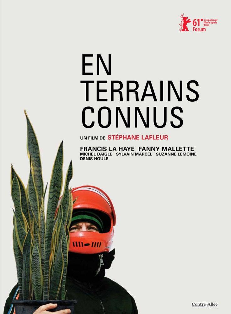 Image of DVD En Terrains Connus