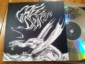 Image of GREEN DRAGON-demo CD