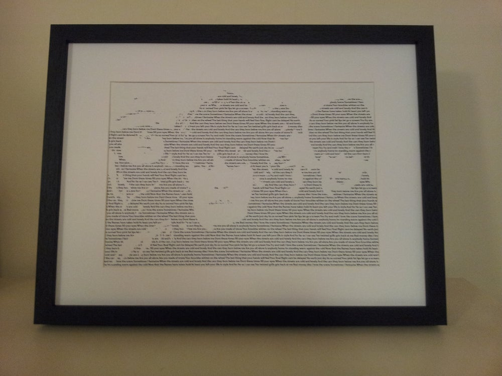 Image of The Stone Roses / Made Of Stone Print