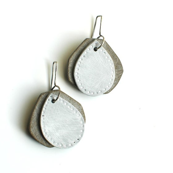 Image of Teardrop earrings