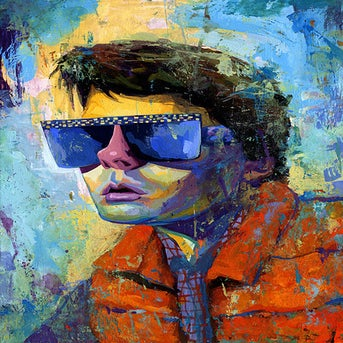 Image of Marty McFly AVAILABLE