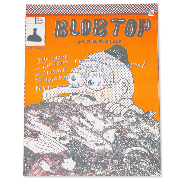 Image of Blob Top Magazine