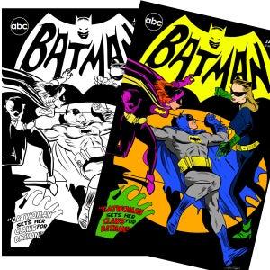 Image of Original Art Cover Re-Do with Color Print!
