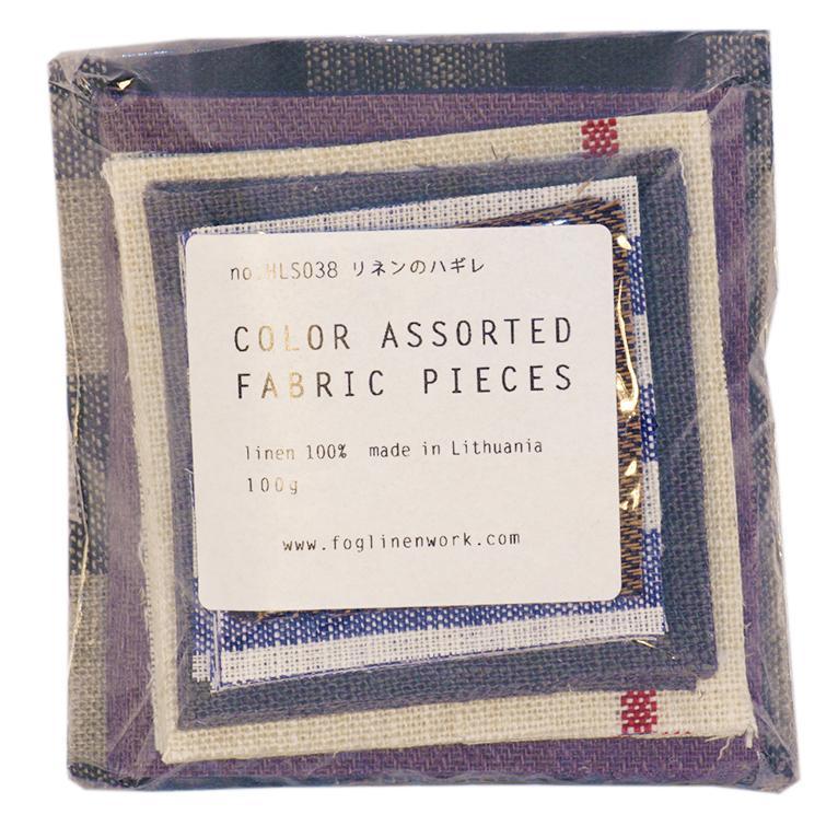 Image of Linen Remnant Set