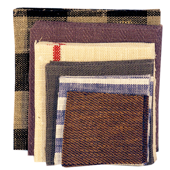 Image of Linen Remnant Set