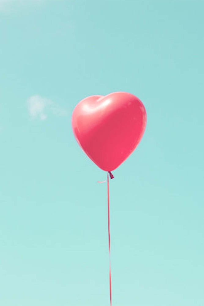 Image of Heart Balloons