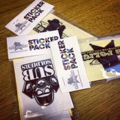 Image of Dub Police Sticker Pack 2014