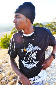Image of BLACK FLY AS HELL TEE