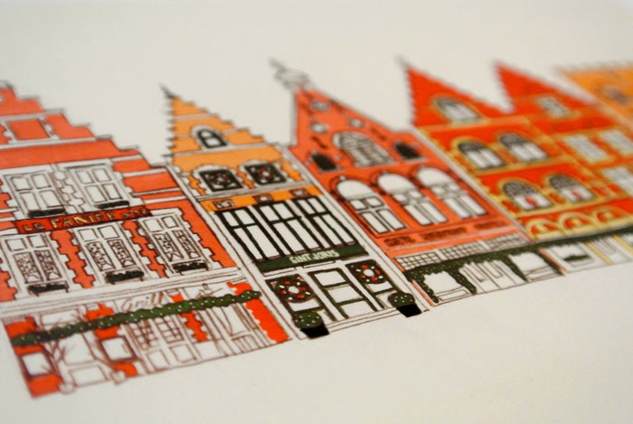 Image of Bruges Markt