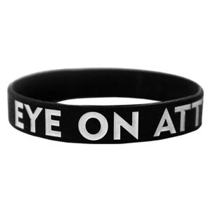 Image of Eye on Attraction Wristband