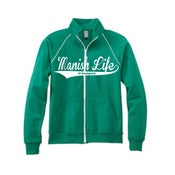 Image of Manish Life Track Jacket (Green or Red option)
