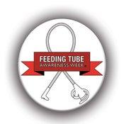 Image of Feeding Tube Awareness Week Button