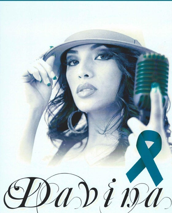 "Image of ""TEAM TEAL"" 8.5x11"" Pic (Cervical Cancer Awarness)"