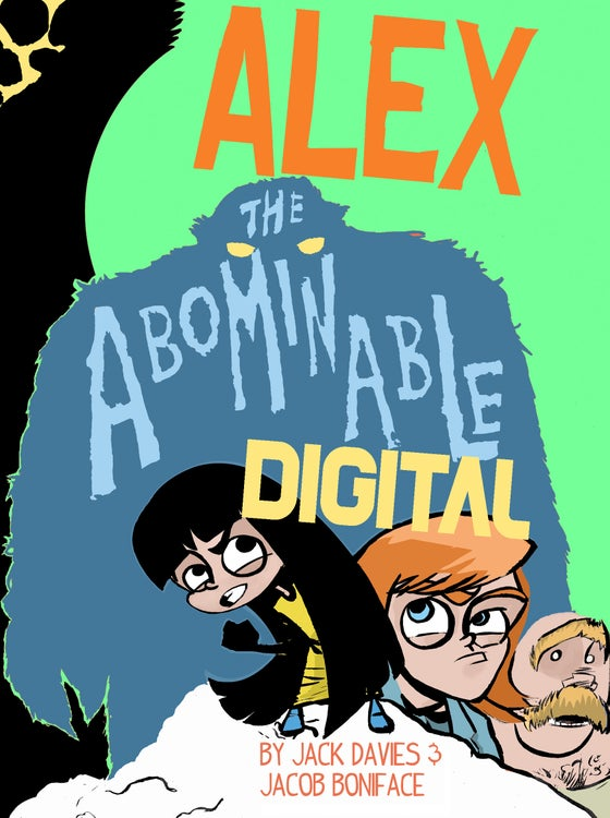 Image of Alex the Abominable Digital Download