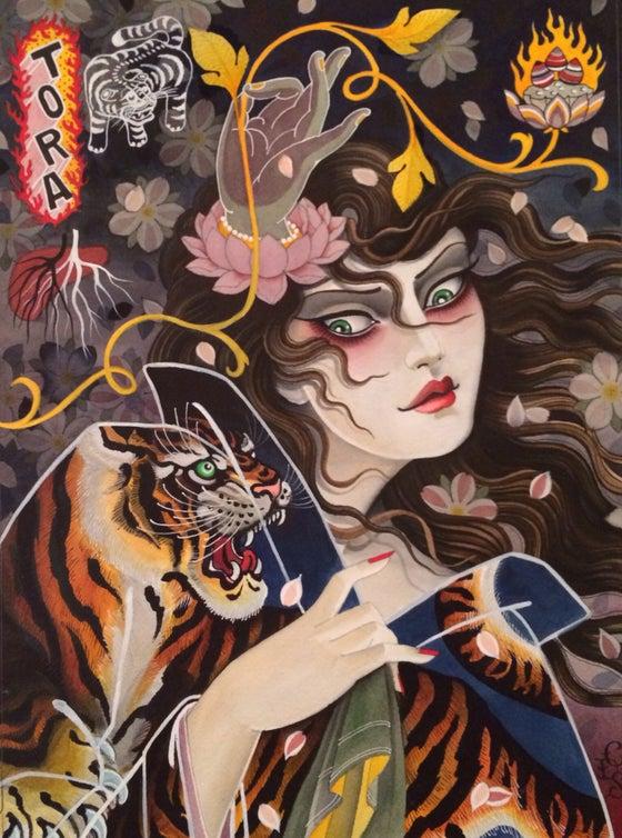 Image of Tora.Zodiac.Serie.