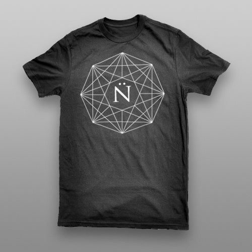 Image of Octagon - Black T-Shirt