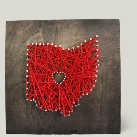 Image of Heart of the City Yarn Art