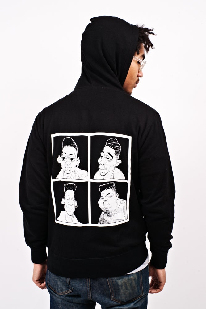 "Image of THE ""JUICE"" PROJECT - Hoodie"