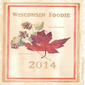 Image of Wisconsin Foodie - 2014 Seasonal Print