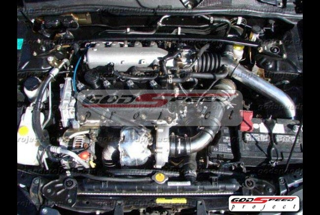 Image of (B15) Godspeed Complete T3/T4 Turbo Kit for 02-06 SE-R/SpecV