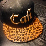 "Image of CALI ""Cheetah"" Snapback"