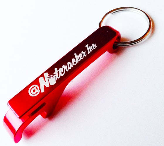 Image of The Nutcracker Inc. Bottle Opener