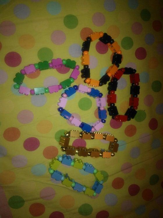 Image of Lego Bracelet