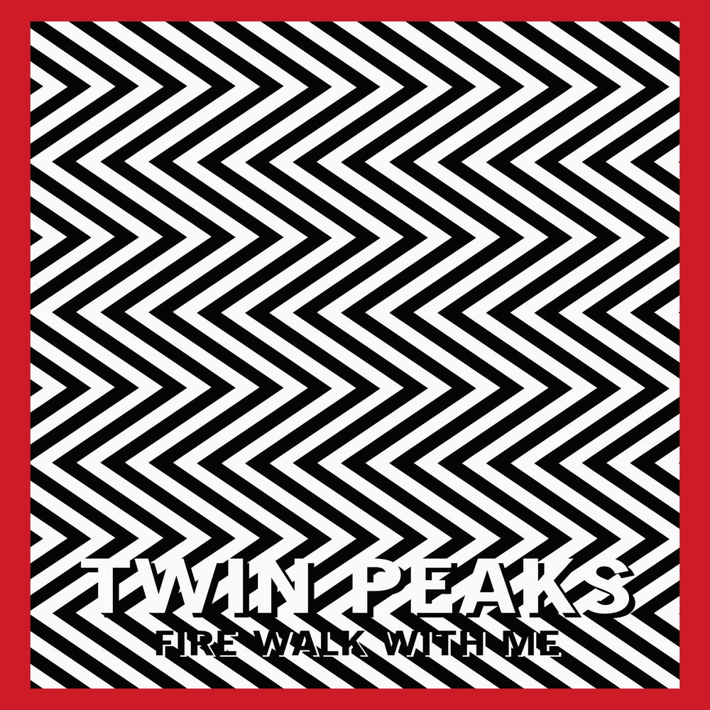 Image of Twin Peaks Poster by Adam Armstrong