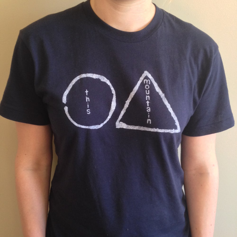 Image of shapes tee
