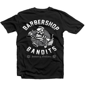 Image of Barbershop Bandits Tee