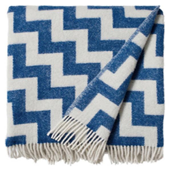 Image of Beautiful Scandinavian Wool Blanket