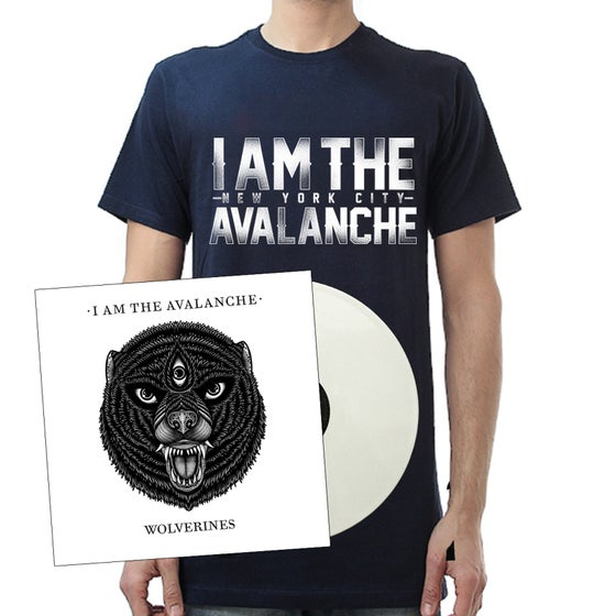 Image of Wolverines Bundle LP + T-Shirt