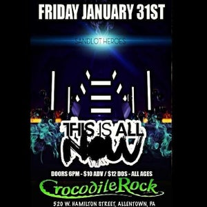Image of Tickets for Croc Rock, 1/31/14