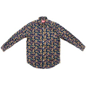 Image of SUPREME PAISLEY BUTTON-UP SHIRT
