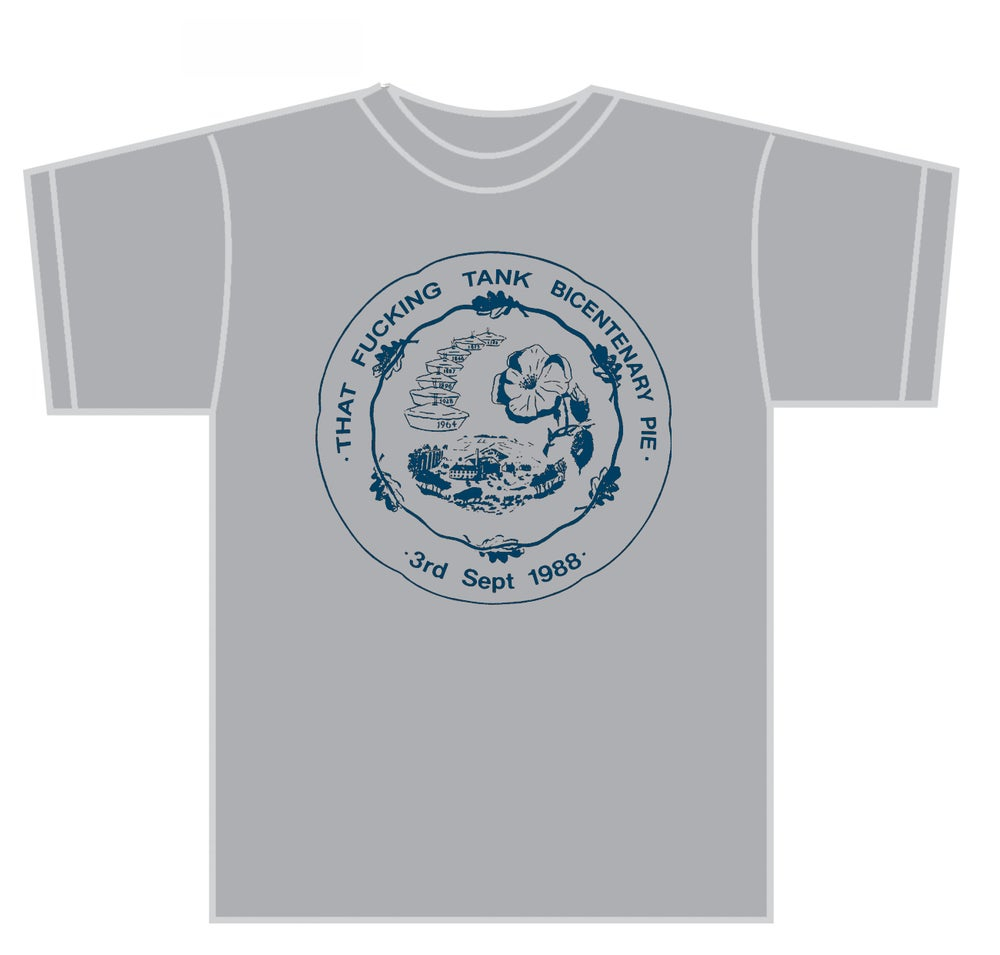 """Image of That Fucking Tank """"Pie"""" shirt"""