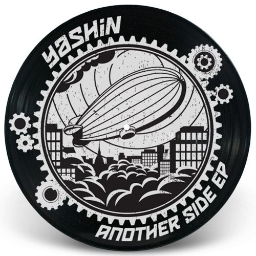 "Image of YASHIN ""another side"" Lp"