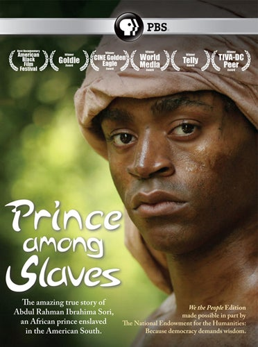 Image of Prince Among Slaves - DVD
