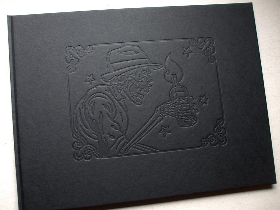 Image of 'The Bone Yard Ballet' picture book (Shelf worn sale)