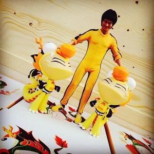 Image of Martin Hsu - Dragon Boy Brucey - OSB Exclusive