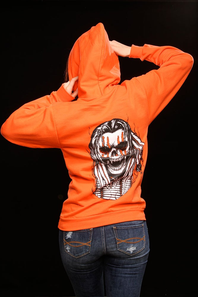 Image of Bad Medicine / Hoodie - Orange
