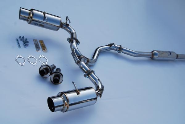 Image of Invidia N1 Cat-Back Exhaust