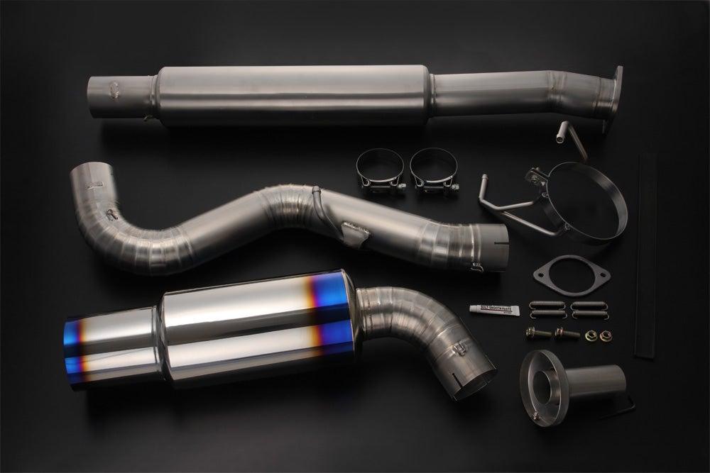 Image of Tomei Expreme Ti Titanium Catback Exhaust Type 80