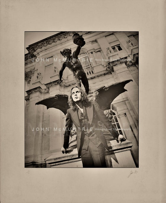 Image of Ville Valo - Gothic Wings (VERY LIMITED) 24x20
