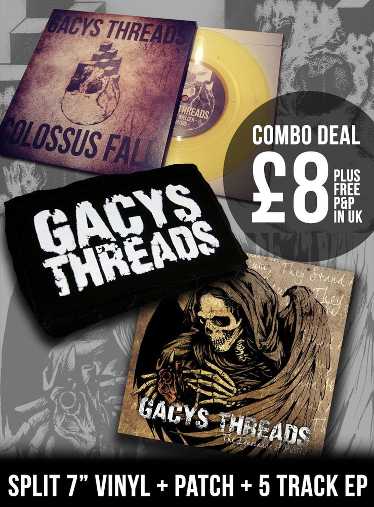 Image of Combo Deal £8 + FREE UK Postage