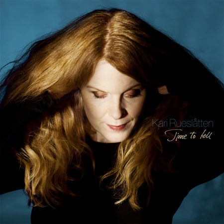 Image of Kari Rueslåtten album Time to tell [VINYL]