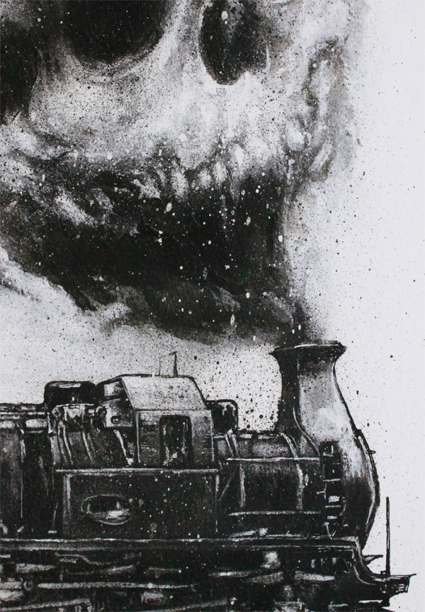 Image of Ghost train