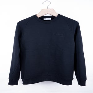Image of Gosha Rubinsky - Panneled Back Sweatshirt